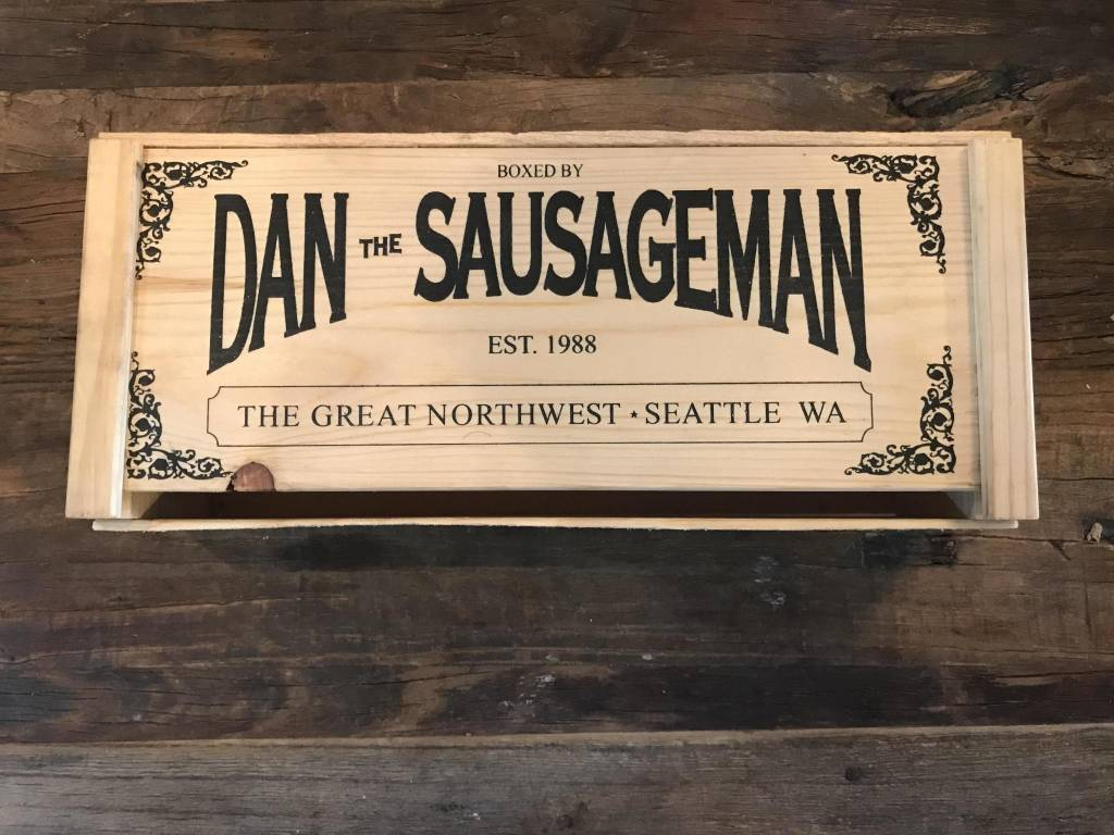 Dan The Sausageman Box