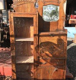 Vintage Wooden Shelf/Dresser