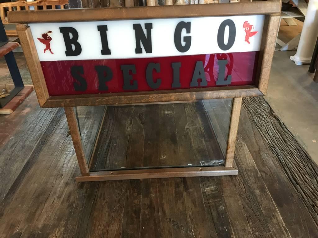 Bingo Special Box