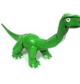 "Brachiosaurus  dino bronto 19.5""L x 9.5""H x 6.5""W"