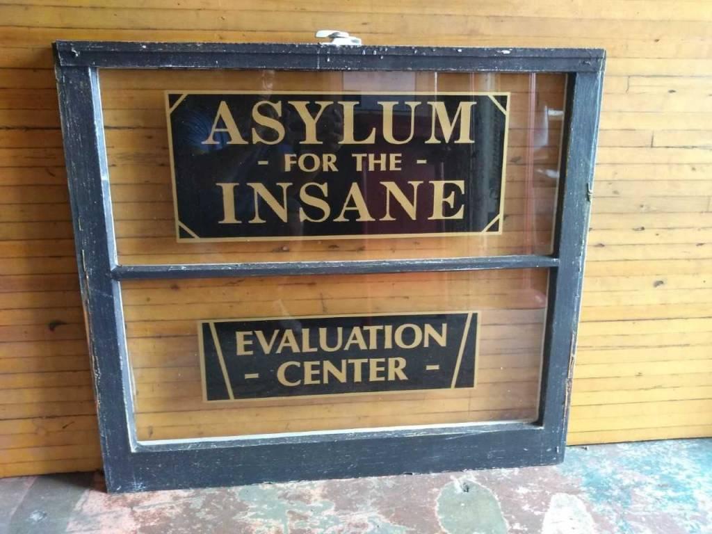 Asylum Window Evalution Center