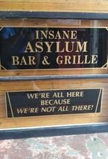 Asylum Window Bar & Grill