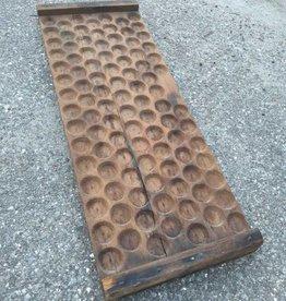 Vintage Wood Form