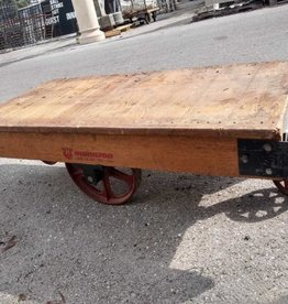 Vintage Nutting Cart