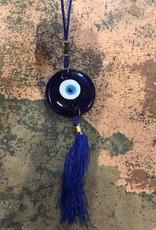 Blue Glass Eye