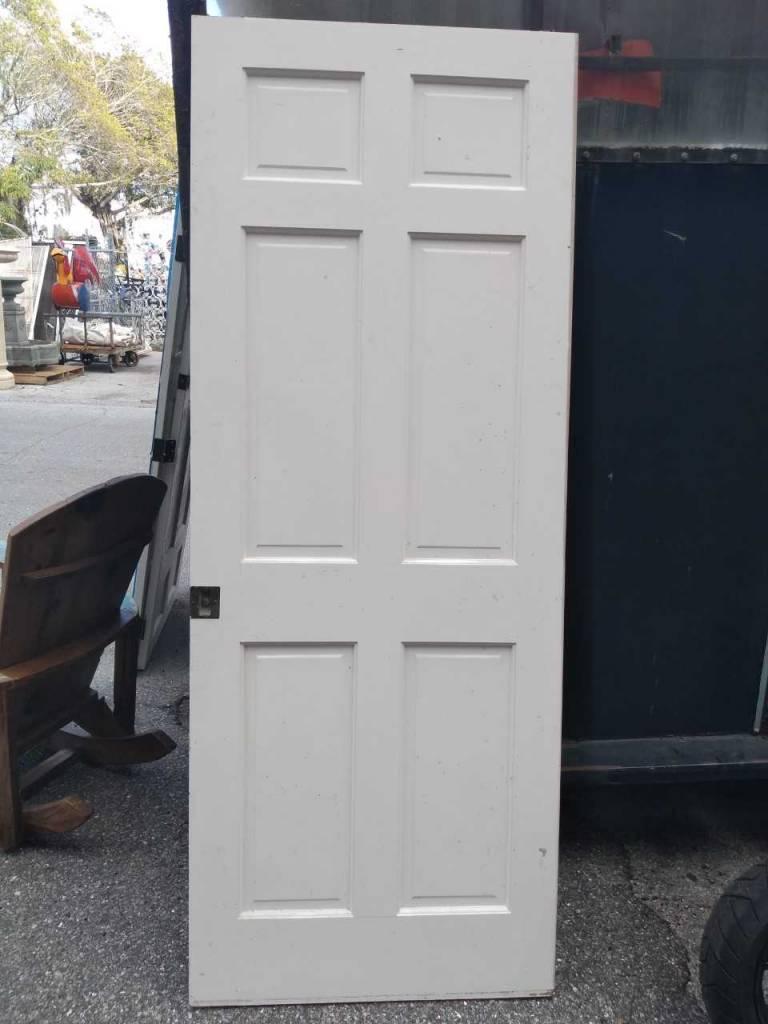 """6 Panel Door  32"""" x 83 1/4"""""""