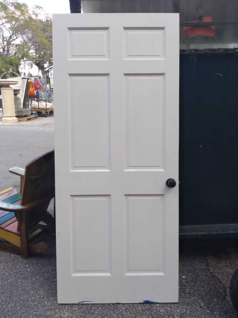 """6 Panel Door 36"""" x 83 3/4"""""""