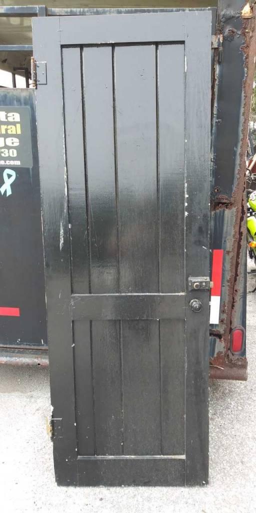 """2 Panel T&G Door  29 3/8"""" x 84"""""""