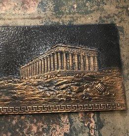 Greek Parthenon Decor