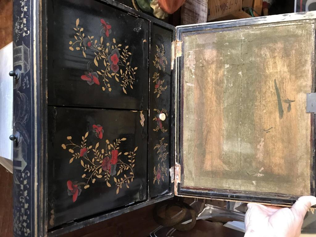 Asian Storage Box