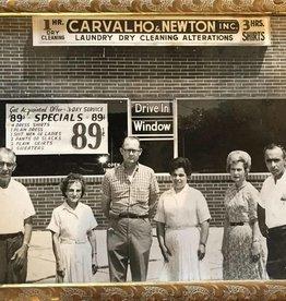 Carvalho and Newton Photo