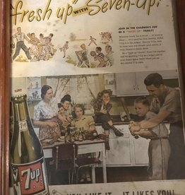 Fresh Up With Seven Up