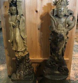 Asian Figure Statue