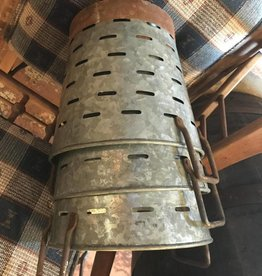 Olive Bucket Light
