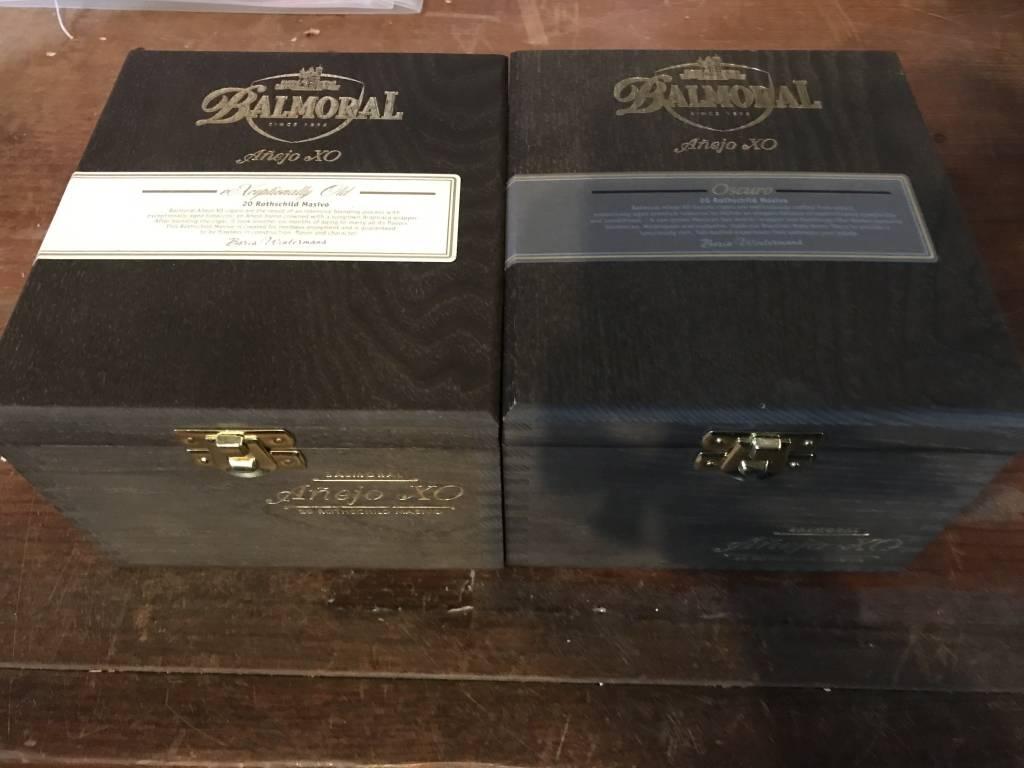 Balmoral Cigar Box