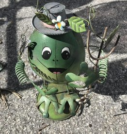 Tin Frog