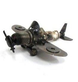"""WW II Plane Spark Plug 3"""" L X 4""""W X 2"""" H"""