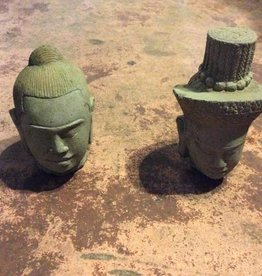 Small Head Statues