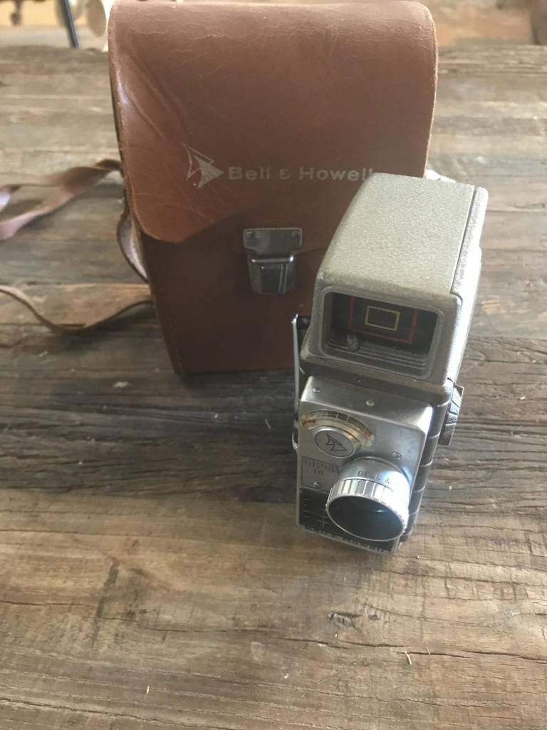 8 mm Movie Camera Bell and Howell