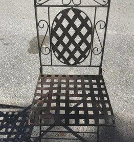 Outdoor Metal Chair