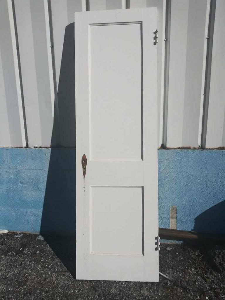 """2 Panel Door  24"""" x 78 1/2"""""""