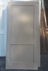 """2 Panel Door  36"""" x 78 1/2"""