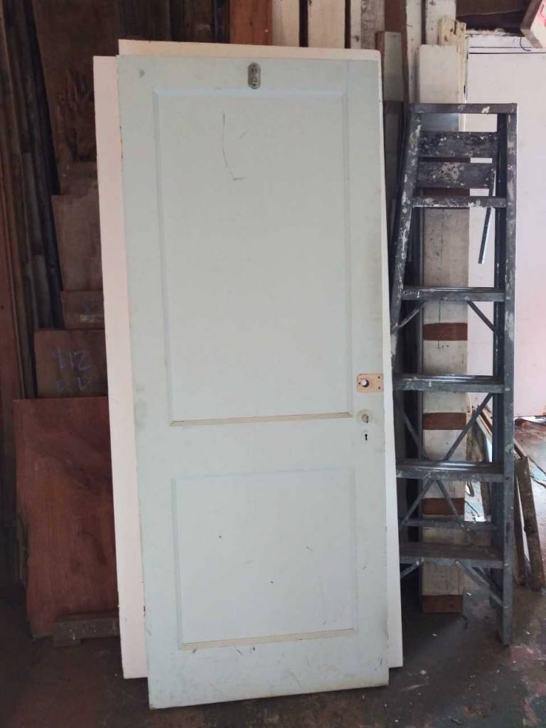 """2 Panel Door 29 3/4"""" x 76"""""""