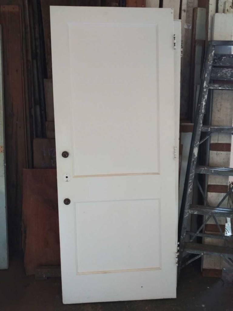 """2 Panel Door 32"""" x 79 1/2"""""""