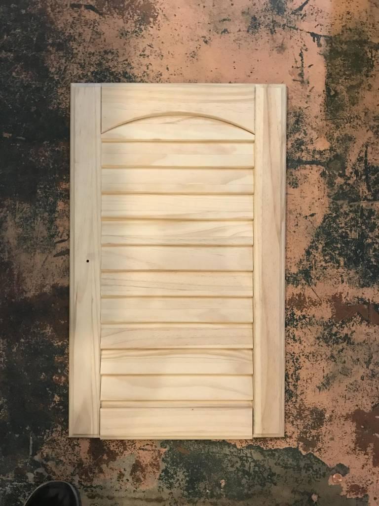 Medium Unfinished Cabinet Door 15 1/2 x 25 inches