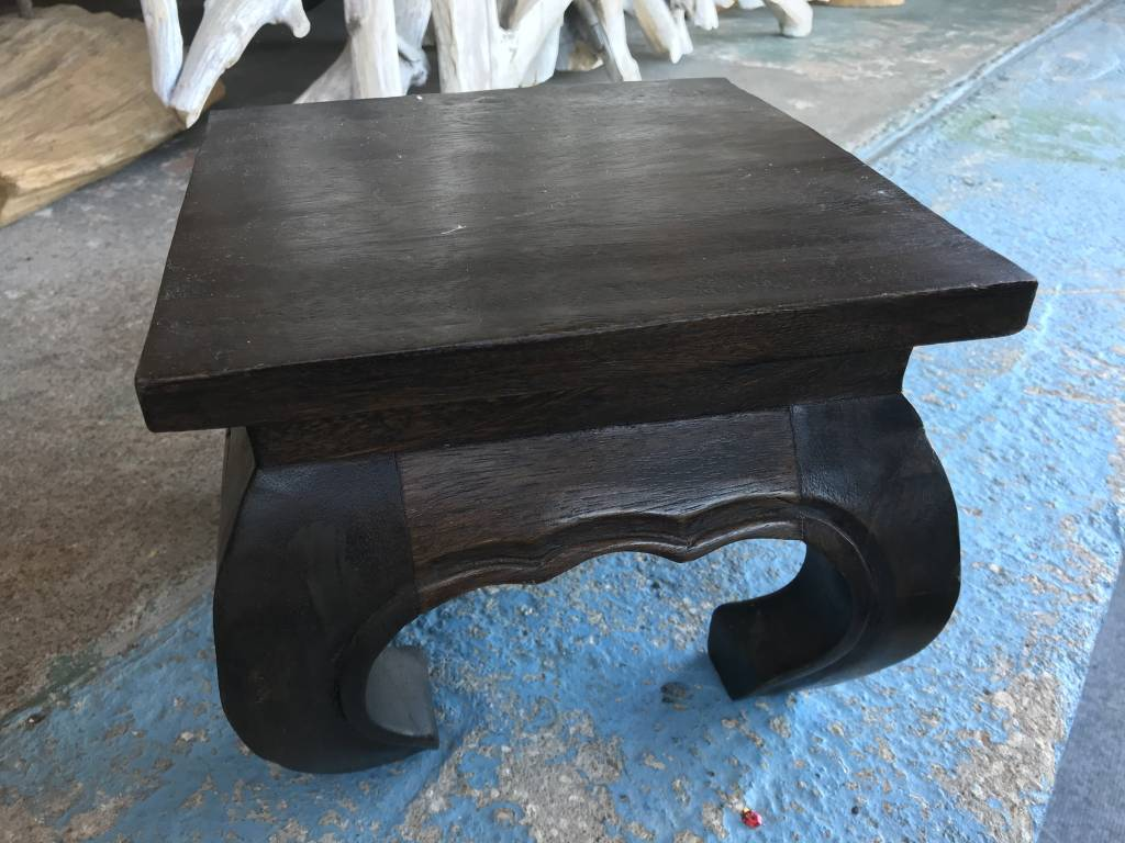 Wood Stand