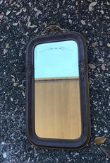 Mid Century Oval Mirror