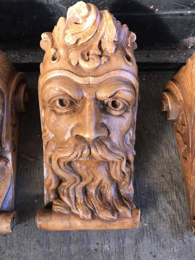 Kings Head Bearded