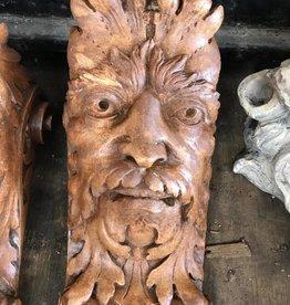 Kings Head Greenman