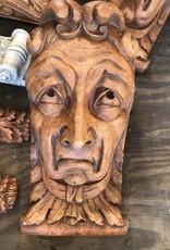 Kings Head Sad Lady