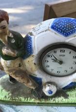Soccer Player Clock
