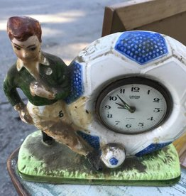 Soccer Player Clock