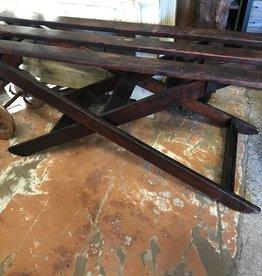 Vintage Washboard/Ladder