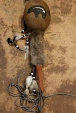 African Axatse Gourd Shaker From Kenya