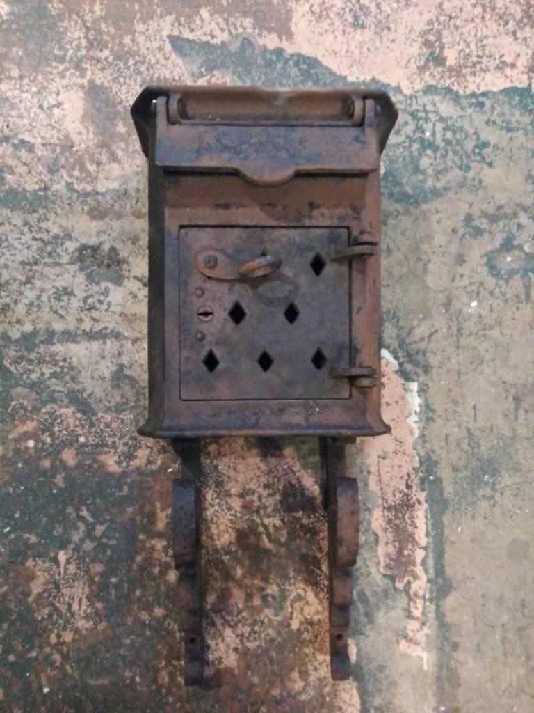 Iron Mail Box