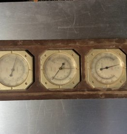 3 gauge plaque