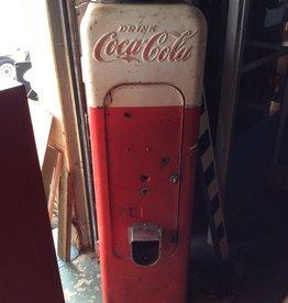 Vendo coke box