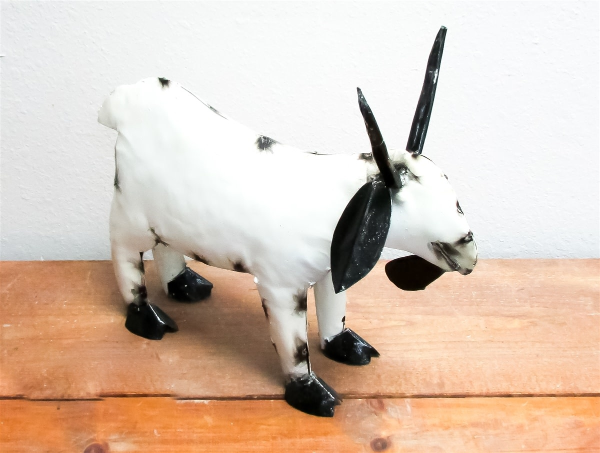 Baby Goat  12''H x 16''L x 5''W