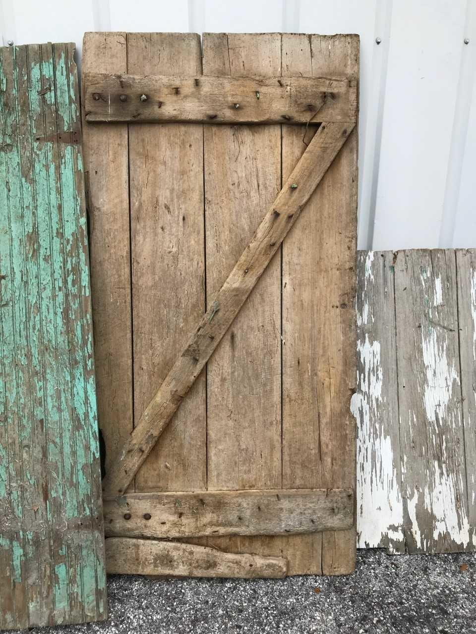 Barn Door Style 4