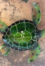 Green Turtle Statue