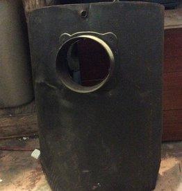 Cast Iron Stove Vent