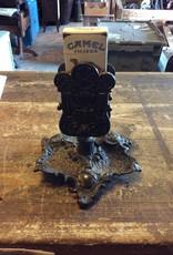 Cast iron w/ matches