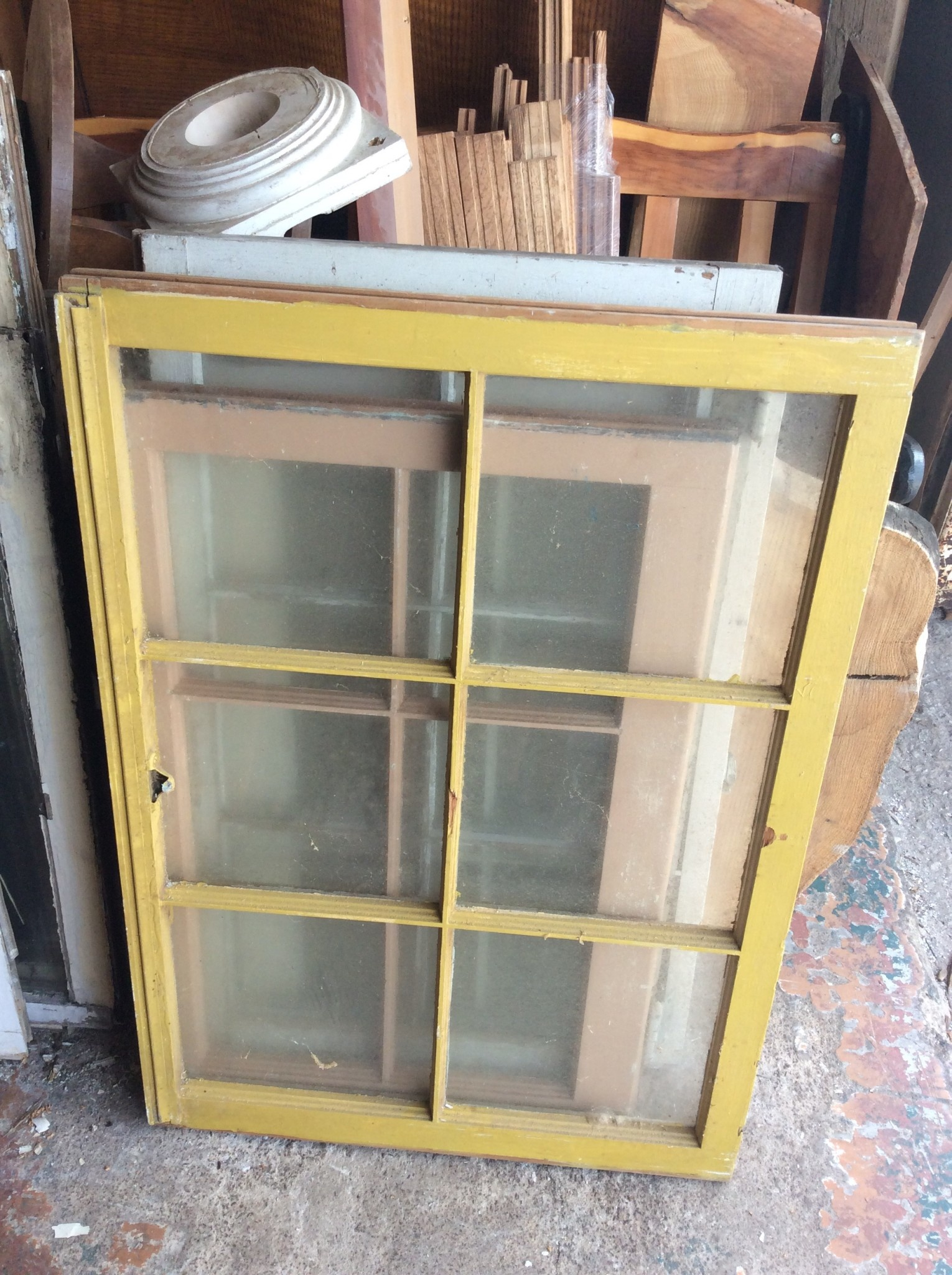 """6 pane window 36""""w x 25""""h"""