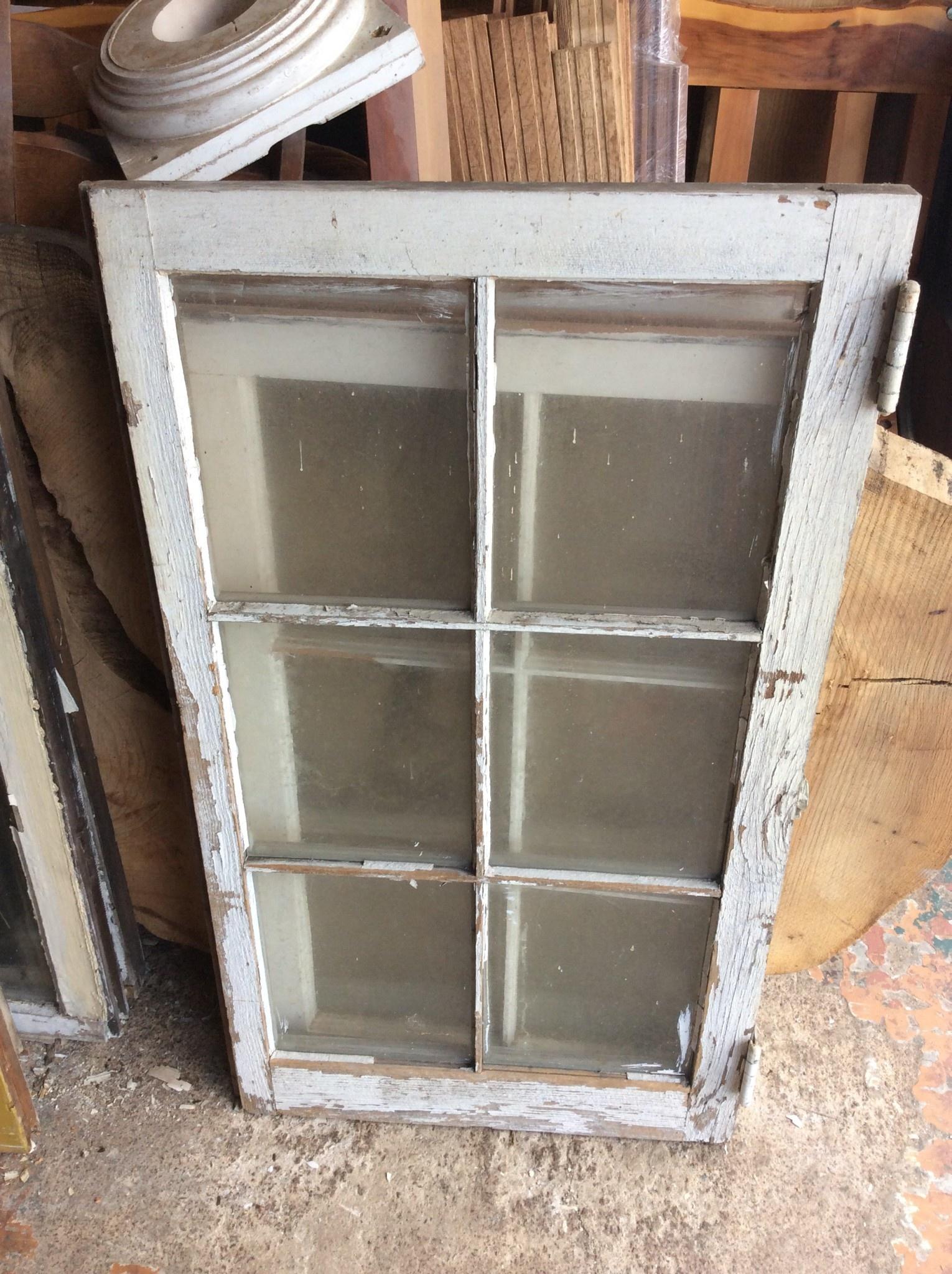 """6 pane window 20 1/4""""w x 36""""h"""