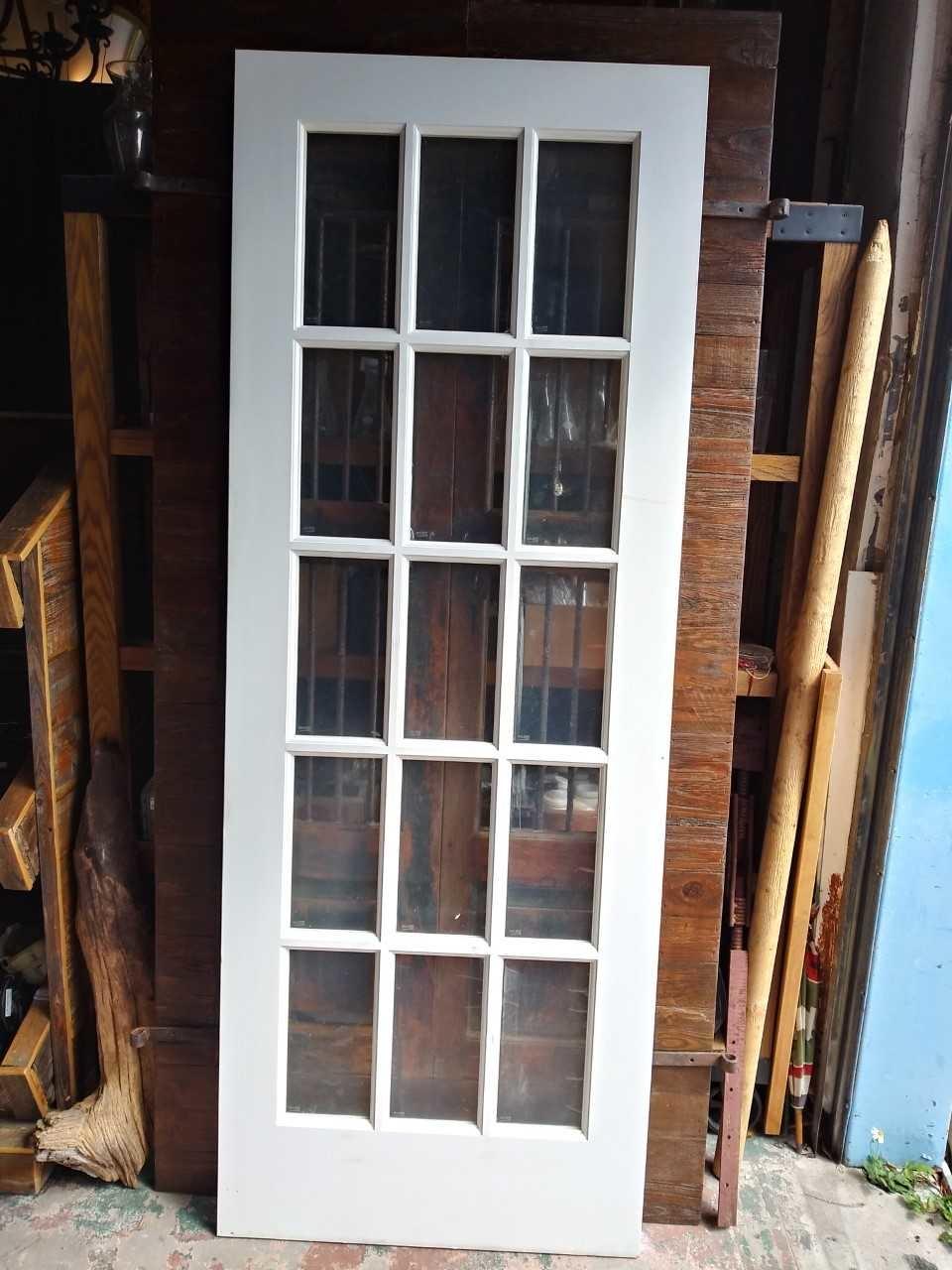 """15 Panel Glass Door 36""""x 80"""""""