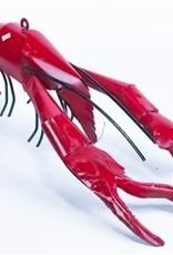 """Red Lobster 6""""H x 6""""W x 18""""L"""